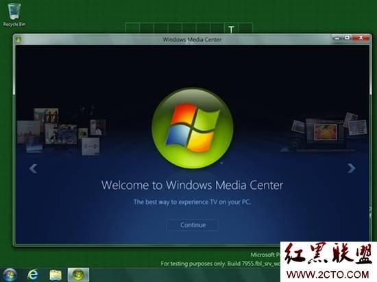 微软承认Windows Media Center发展不佳 将整合至Win8