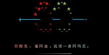 个性搞笑QQ空间留言代码