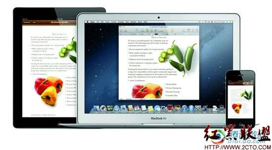 新版苹果Mac系统Mountain Lion抢先体验