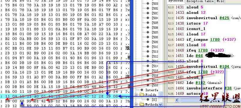 java程序class文件直接修改反编译,crack与汉化