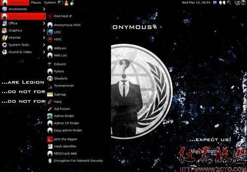 黑客组织匿名者Anonymous发布Anonymo